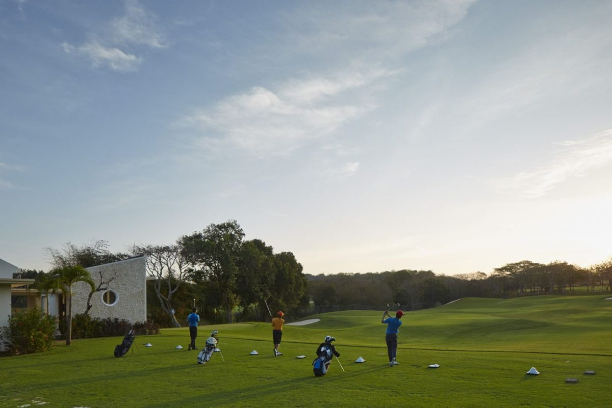 Bali National Golf Club-Driving Range